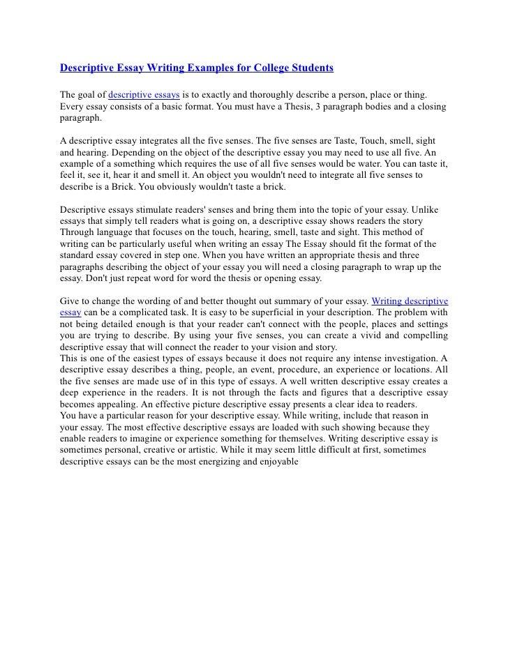 College essay online support