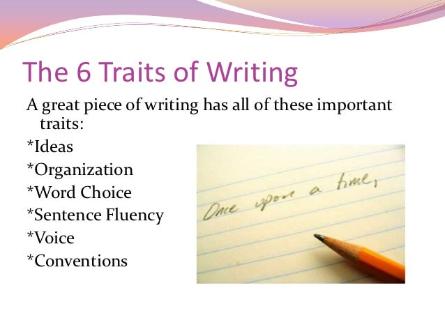 a descriptive piece of writing