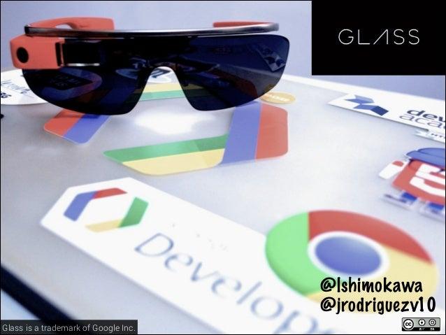 Descubriendo el futuro con Google Glass