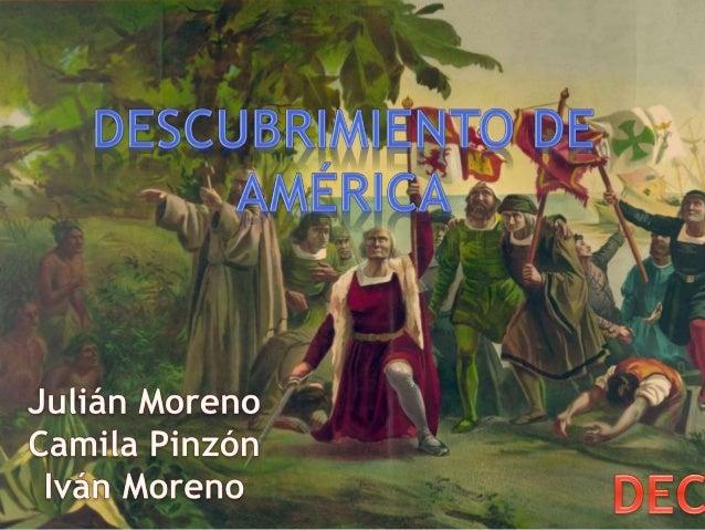 El descubrimiento de América ocurrió el viernes 12 de octubre de 1492 cuando una expedición española comandada por Cristób...