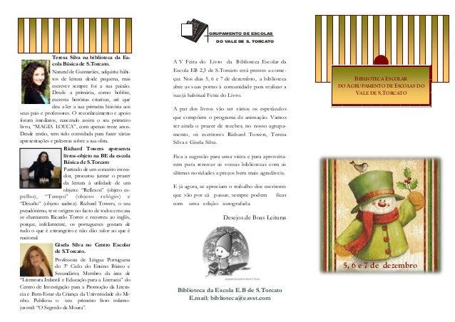 GRUPAMENTO DE ESCOLAS                                                                           DO VALE DE S. TORCATO     ...