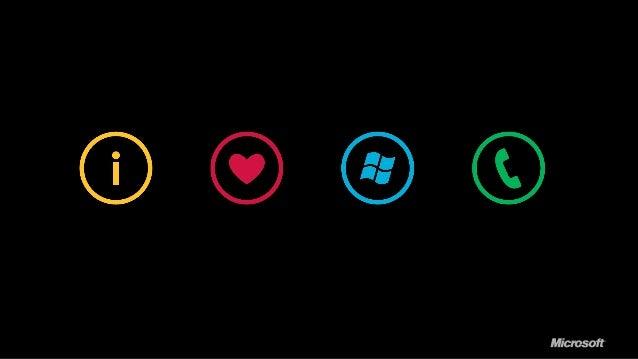 Desenvolvendo para windows phone, um novo paradigma