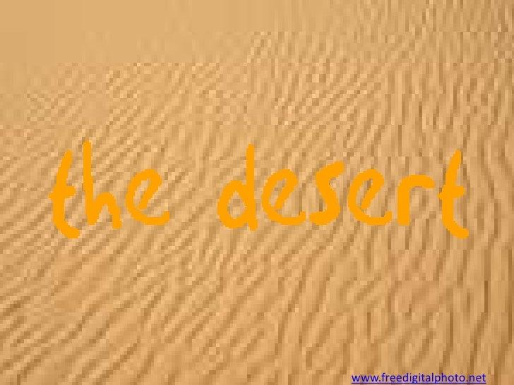 Desert Tyler