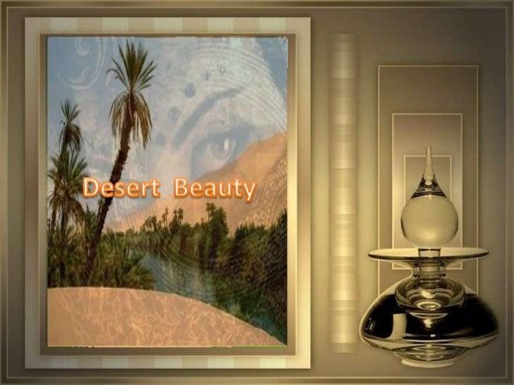 Desert  Beauty<br />