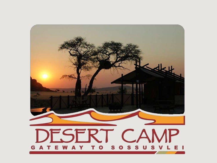 Desert Camp 2012 Presentation
