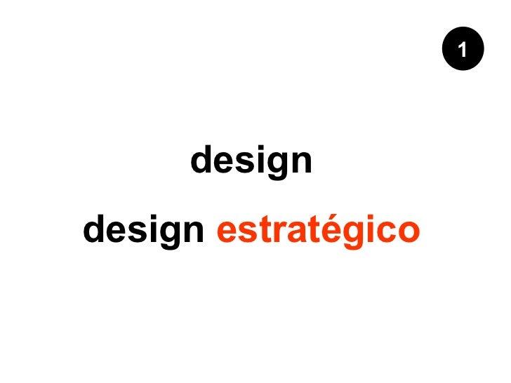 O que é Design Estratégico - Escola de Design Unisinos