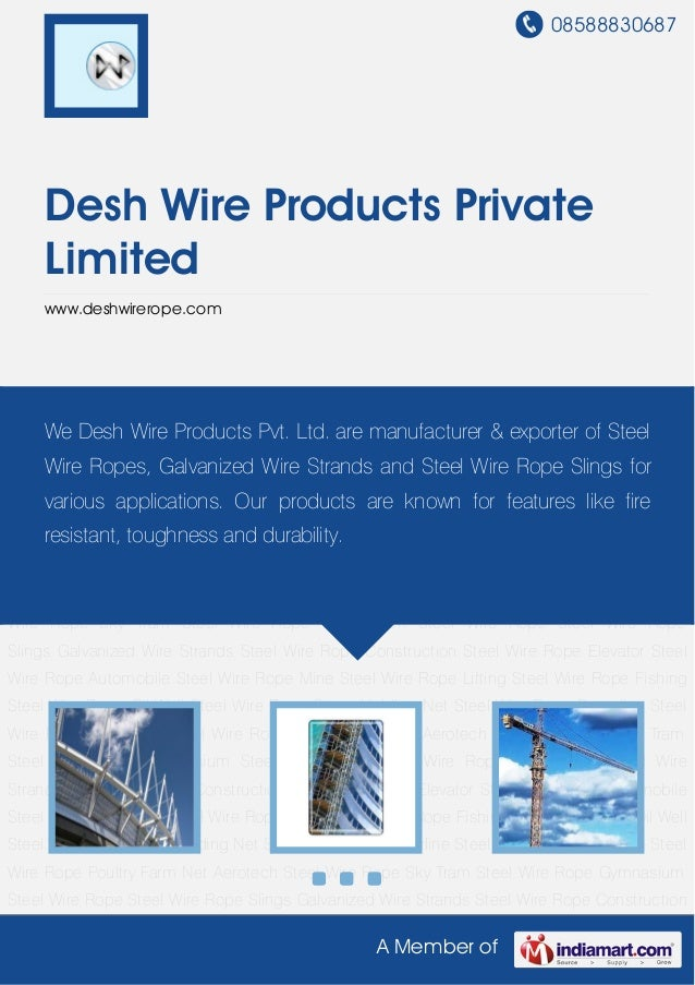 Desh wire-products-private-limited