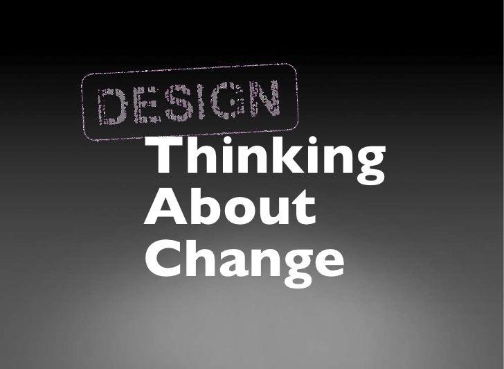 Design Driven Innovation