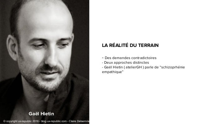 Le design empathique uxrepublic for Neurones miroir