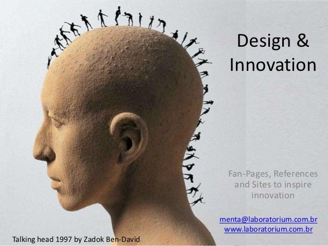 Links to inspire - Design & Innovation