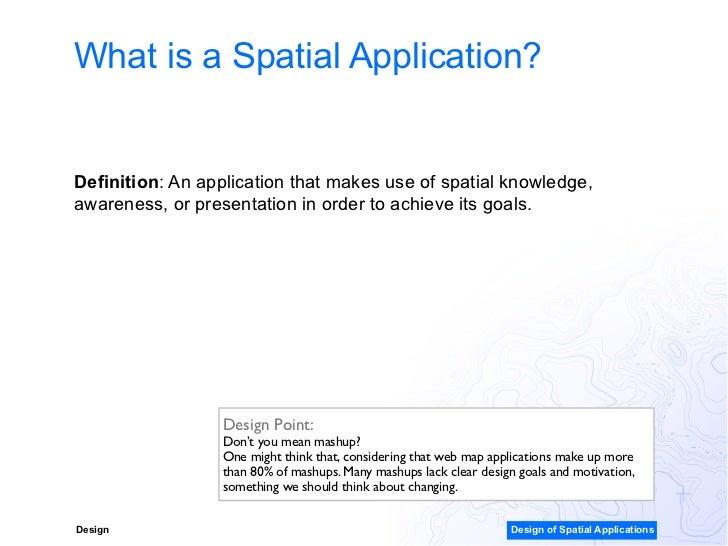 Descriptive Essay Using Spatial Order