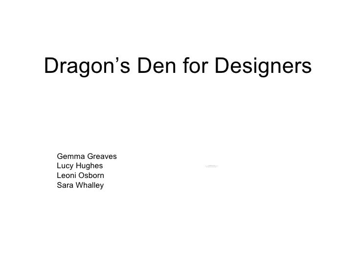 Design Pitch