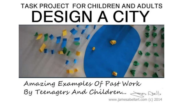 Design A City Project