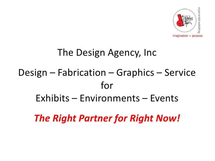 Design Agency Capabilities1