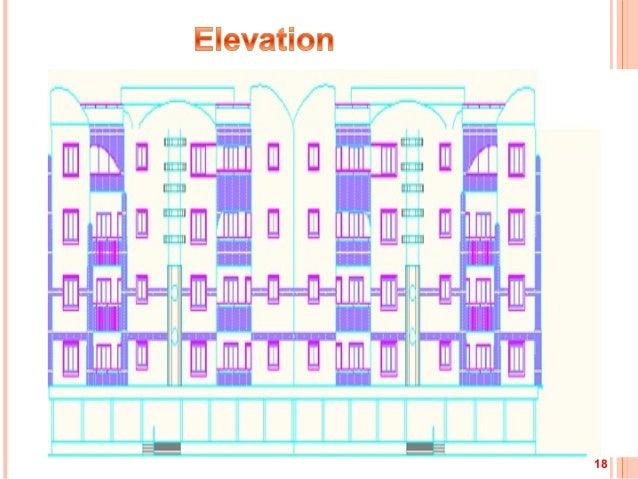 Rectangular Building Drawing Bing Images