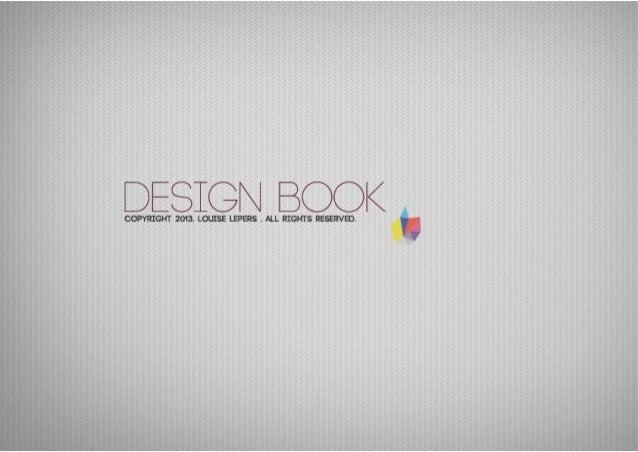 Design book louiselepers