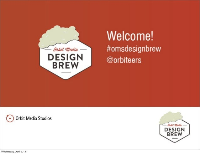 Design Brew - Planning and Designing for a CMS