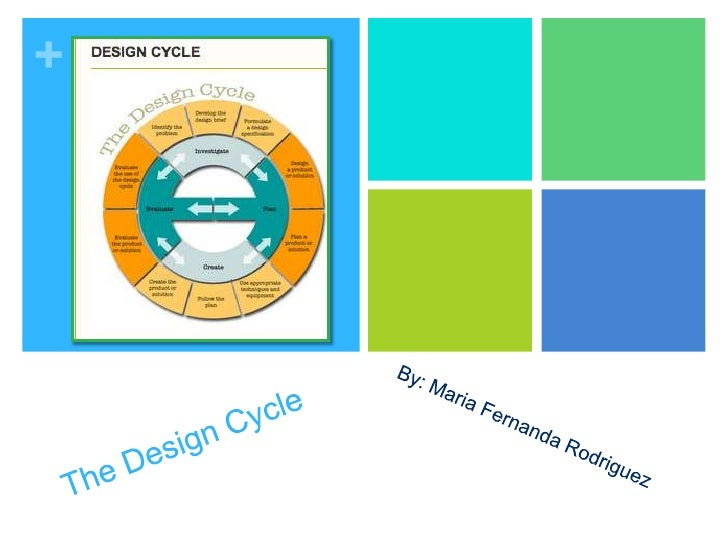 Design cycle slide show