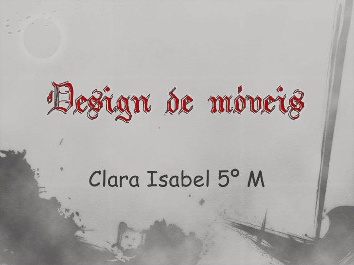 Clara Isabel 5º M