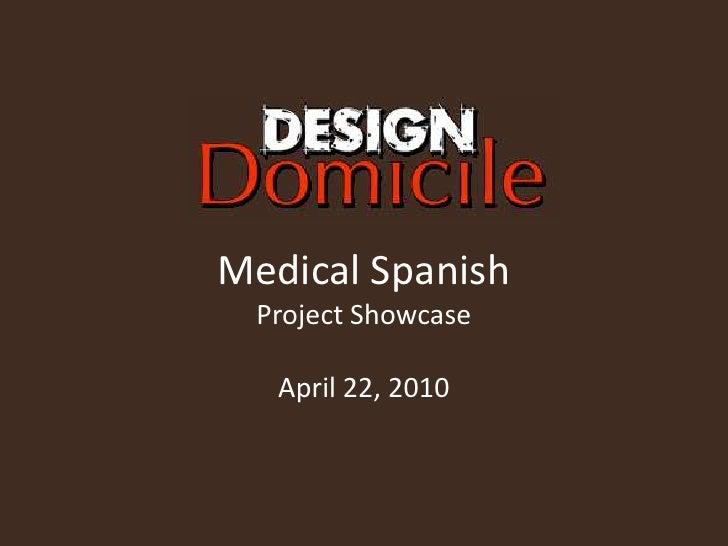 Design Domicile Showcase