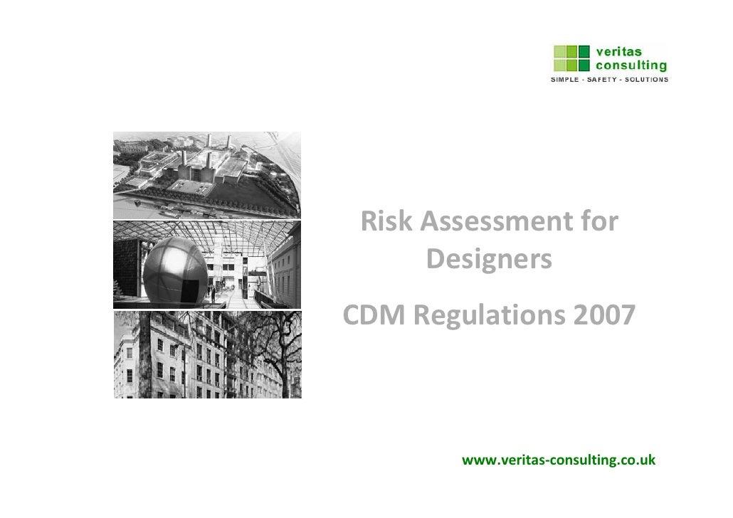 Designers Risk Assessment