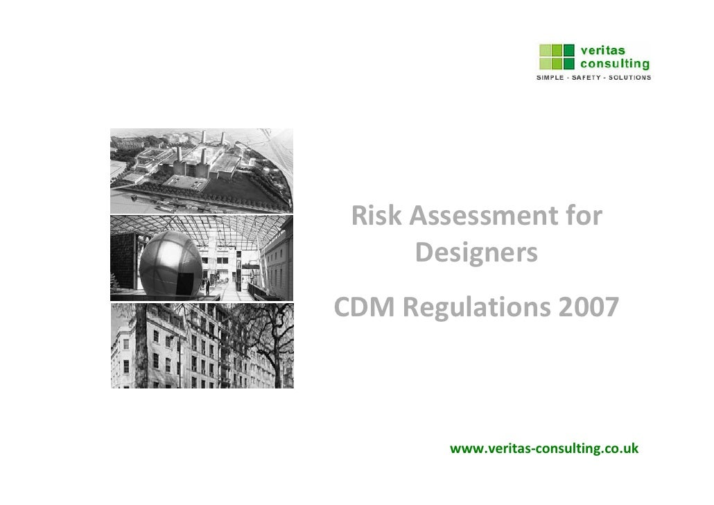 Designers Risk Assessment