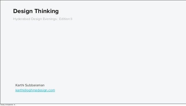 Design Challenge for Design evenings: Edition 2