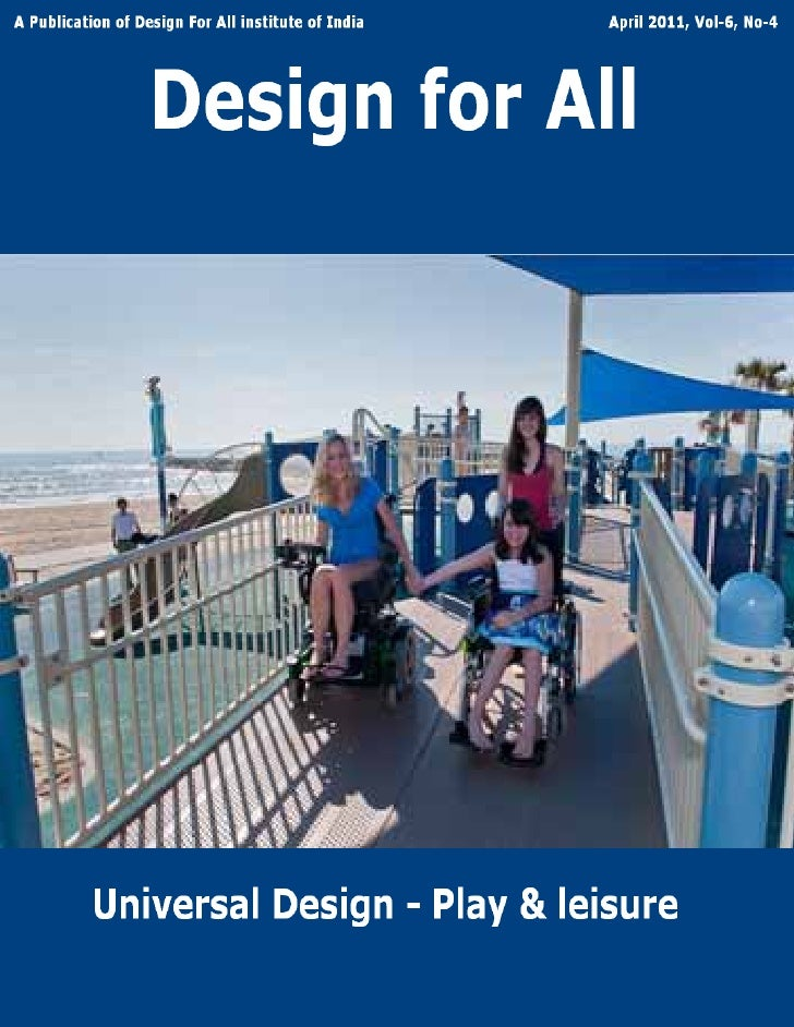 Design for All India April 2011