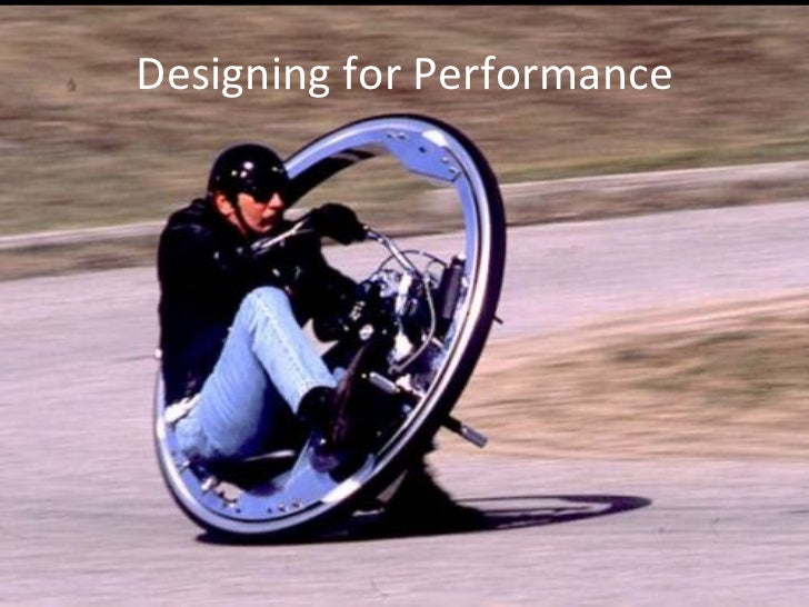 Design for Performance