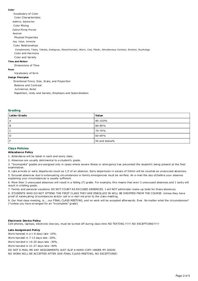 alfa img showing syllabus outline template