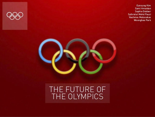 The Future of The Olympics