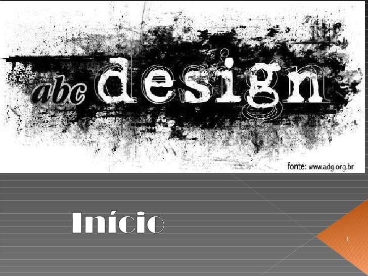 Design historia
