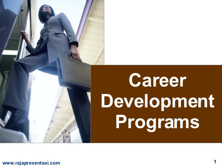 Program Pengembangan Karir