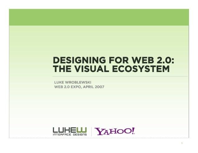 Designing For Web2