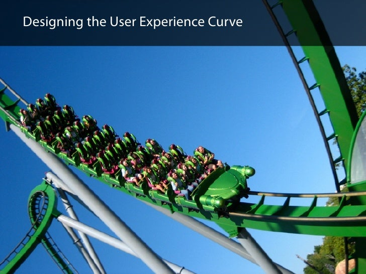 Designing The User Experience Curve 2.0