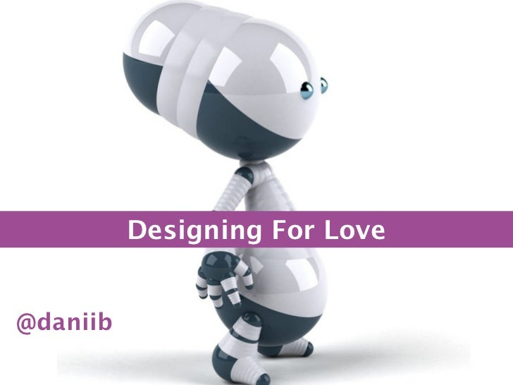 Designing For Love@daniib