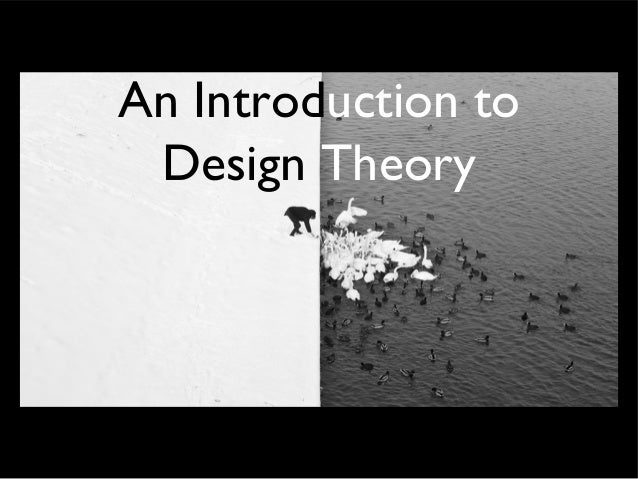 An Introduction to Design Theory