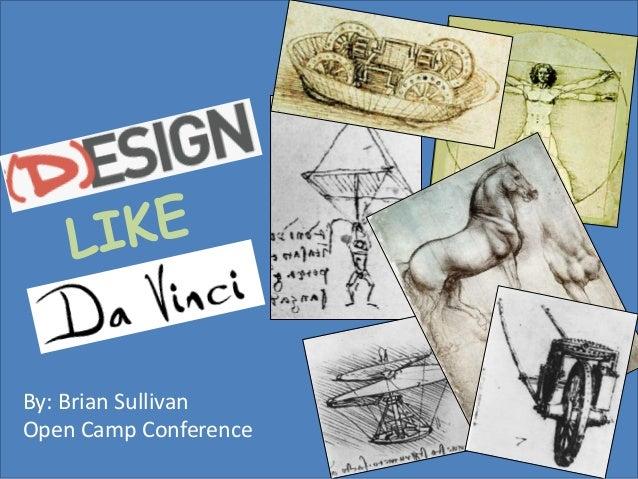 By: Brian SullivanOpen Camp Conference