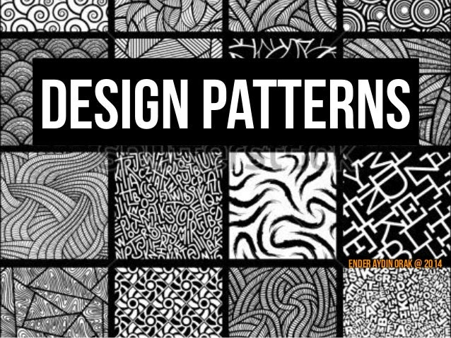 When Not To Use Design Patterns