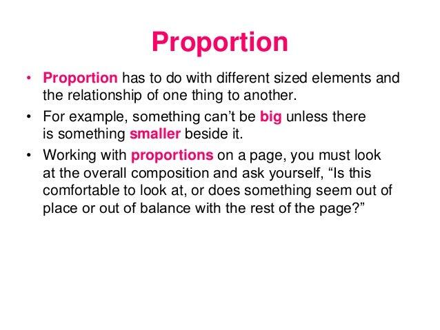 Different Principles Of Design : Basic design principles