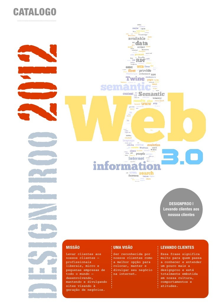 Designproo   Catalogo   2012
