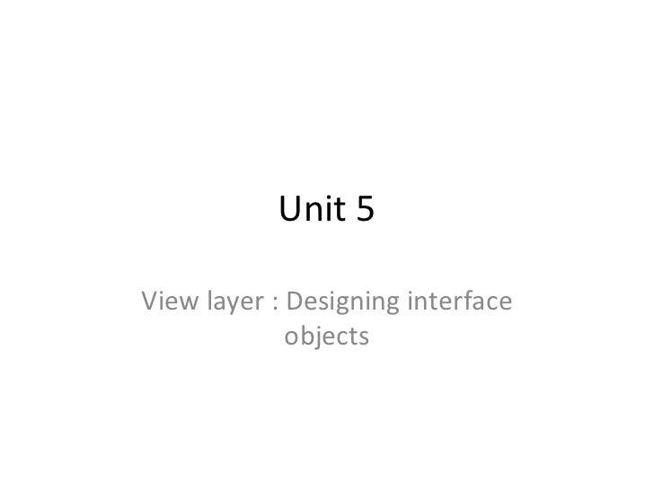 Design rule 3