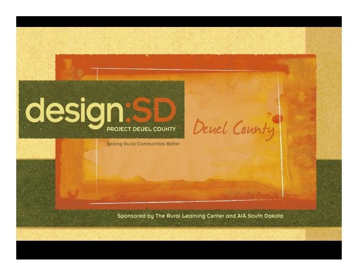 Design SD Deuel County Final Slideshow