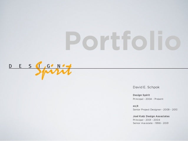 2004 presentex itsenior project designer 2009 2013joel katz