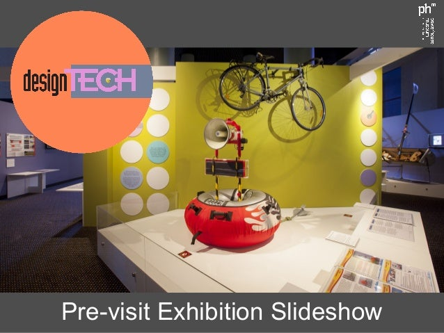 Design tech 2012 exhibition slideshow