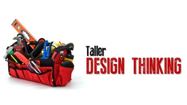 DESIGN THINKINGTaller