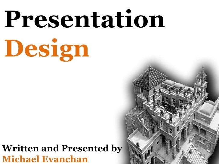 Presentation Design Thinking