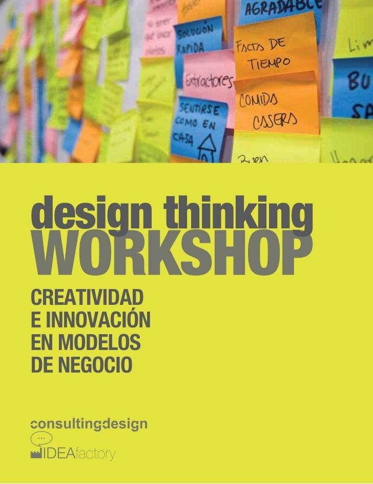 Design thinking ws