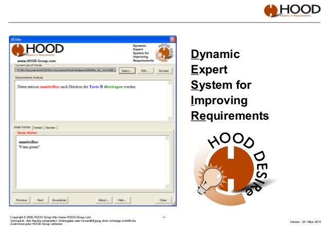 Copyright © 2009 HOOD Group.http://www.HOOD-Group.com Vertraulich. Alle Rechte vorbehalten. Weitergabe oder Vervielfältigu...