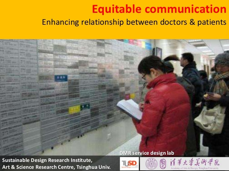 Desis equitable communication